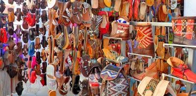 Turismo en Marruecos. La artesanía marroquí
