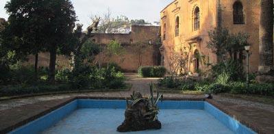Chauen turismo. La alcazaba de Chaouen