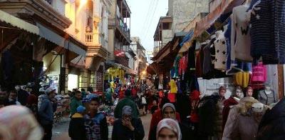 Guía de Fez. Medina Fez el-Jdid