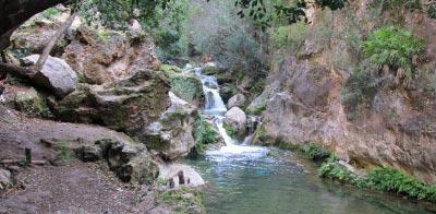 Información sobre Chaouen. Akchour (Cascadas y Puente de Dios)