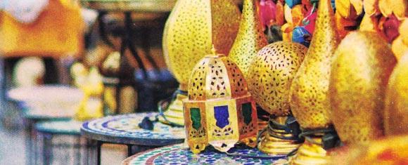 Medina de Oujda y compras
