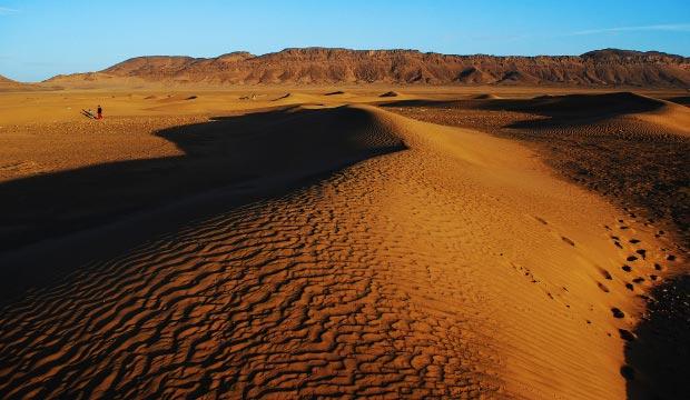 Diferencias entre el desierto de Zagora (marruecos) y el de Merzouga