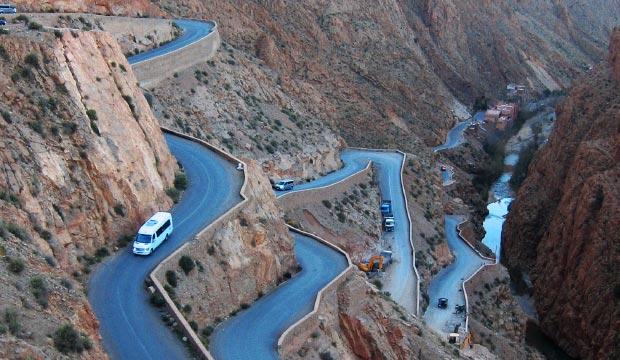 Indicaciones sobre cómo llegar de Marrakech a Merzouga y cómo llegar de Fez a Merzouga
