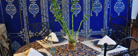Restaurante del Hotel Al Alba