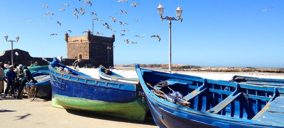 Excursiones desde Essaouira. Excursión a Essaouira desde Marrakech
