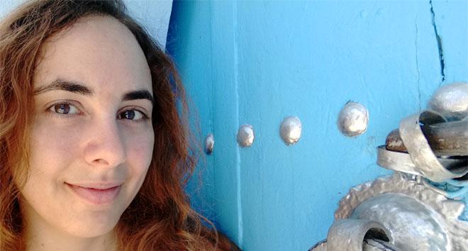 Paula Rodríguez Vázquez, otra de las expertas en Marruecos y viajes online