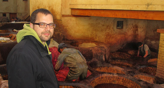 Rafael Iglesias Piñero, otro de los expertos en Viajes a Marruecos (Sevilla)