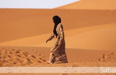 Desierto del Sahara Occidental (Marruecos)