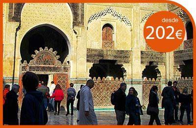 Viaje a Fez en tren desde Tarifa