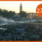 Viaje a Marrakech en tren desde Tarifa