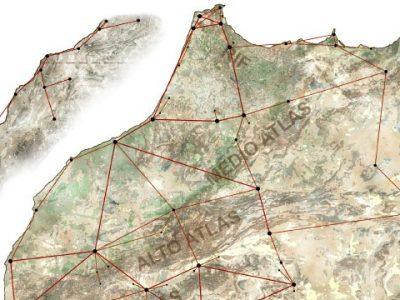 Mapa de Marruecos. Marruecos mapa