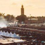 Escapada a Marrakech en tren. Viaje a Marrakech en tren