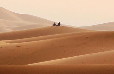 Viaje Sáhara Express