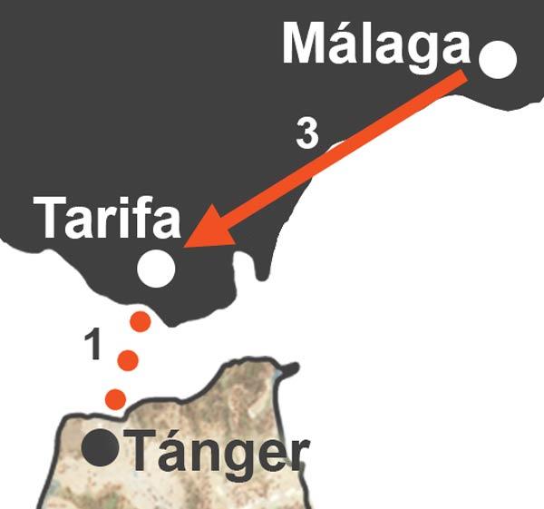 Excursión a Tánger desde Málaga