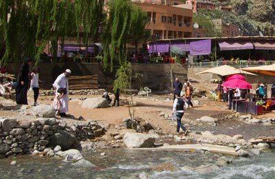Excursión al Valle del Ourika desde Marrakech