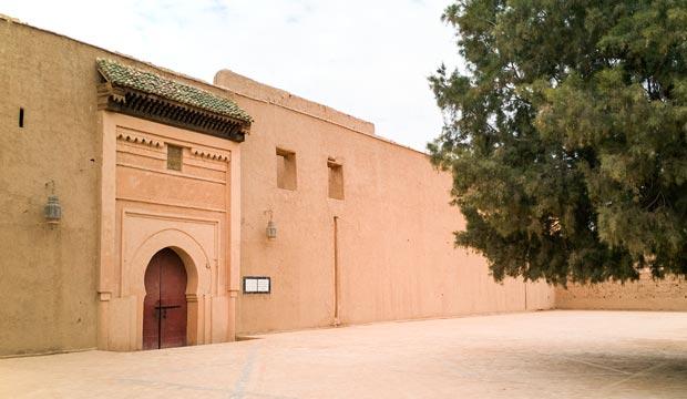 El Ksar El Fida en un ksar imprescindible de Rissani (Merzouga está cerca)