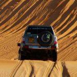 Tour al Sáhara en 4x4. Colores del desierto