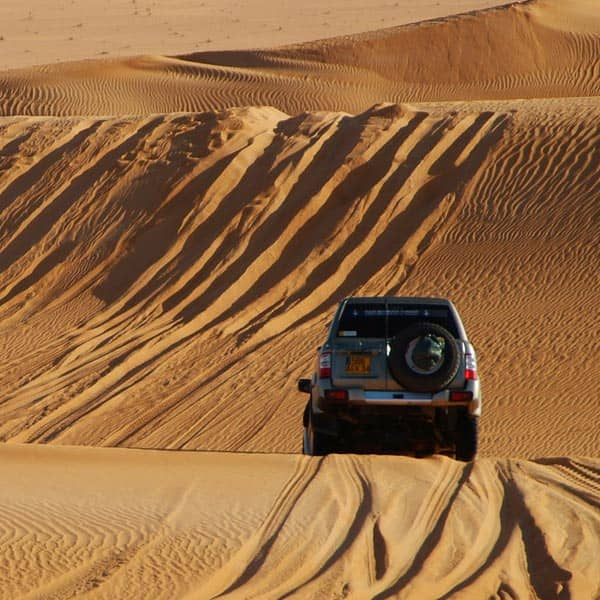 Tour en 4x4 por Marruecos en privado