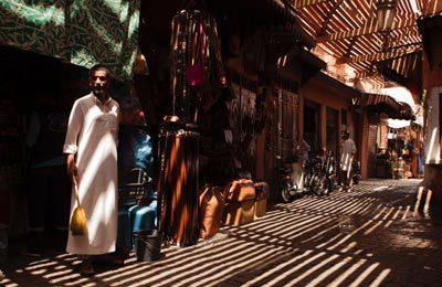 Visita guiada por Marrakech. Visita de Marrakech
