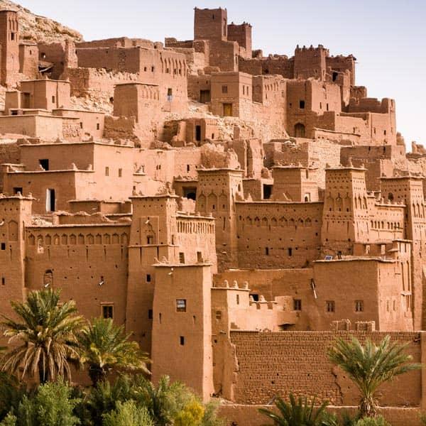 Visitar ciudades imperales y kasbahs en privado