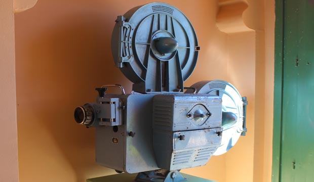 Los estudios de cine de Ouarzazate se encuentra a una hora y media del aeropuerto de Ouarzazate