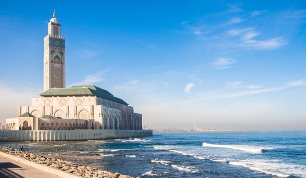 Temperatura en Casablanca. Clima en Casablanca. Previsión del tiempo en Casablanca