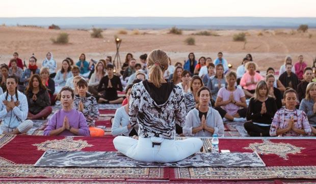 Desert Women Summit, una aventura en el desierto de Marruecos solo para mujeres