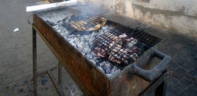 Essaouira turismo. Dónde comer en Essaouira