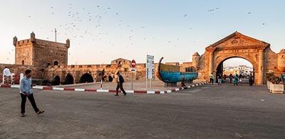 Información sobre Essaouira. Escenas de Essaouira