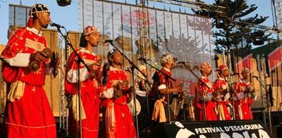 Turismo en Essaouira. Festivales de música en Essaouira