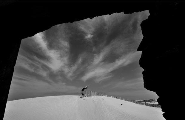 Imane Djamil es una fotógrafa marroquí
