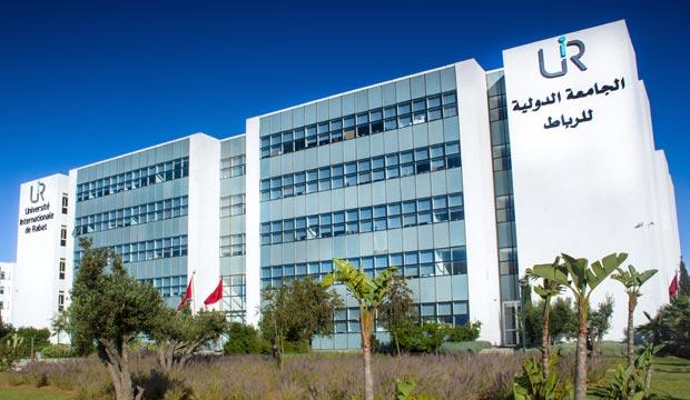 La universidad internacional de Rabat es uno de los destinos escogidos para un Erasmus en Marruecos