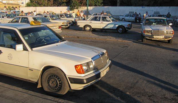 ¿Cómo moverse en Marruecos? Toda la información sobre transportes en Marruecos: taxis en Marruecos, trenes y autobuses en Marruecos