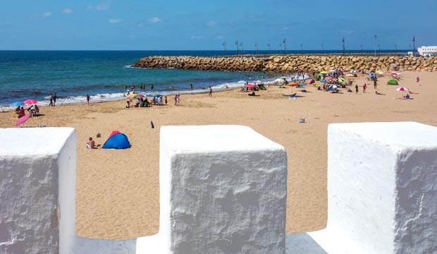 Asilah. Playas impresionantes es lo que vas a descubrir si viajas en verano a Asilah