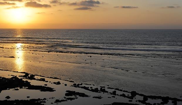 En Asilah, Marruecos, playas hay numerosas y para todos los tipos de viajeros