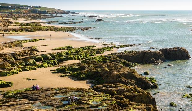 La playas de Asilah resultan especialmente cautivadoras en Verano