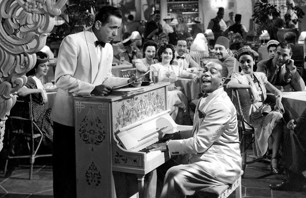 El estreno de Casablanca fue en el 1942