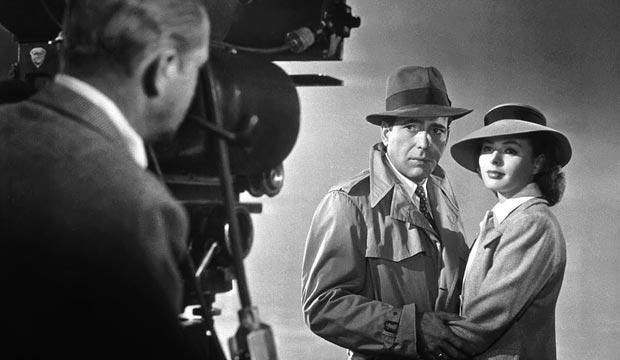 En la película de Casablanca, los protagonistas de Casablanca son Víctor Laszlo e Ilsa Lund