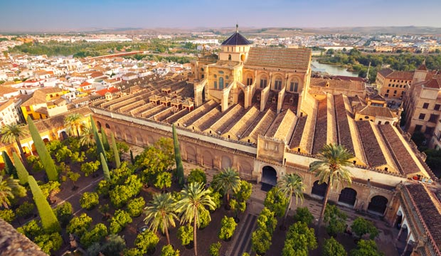 Fez está hermanada con Córdoba