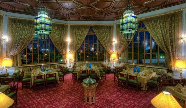 El Minzah es un alojamiento en tanger diferente. Si quieres dormir en Tánger es muy aconsejable