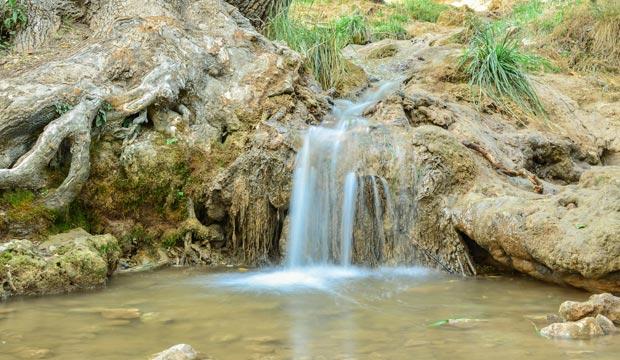 En los alrededores de Ifrane o Ifran hay manantiales