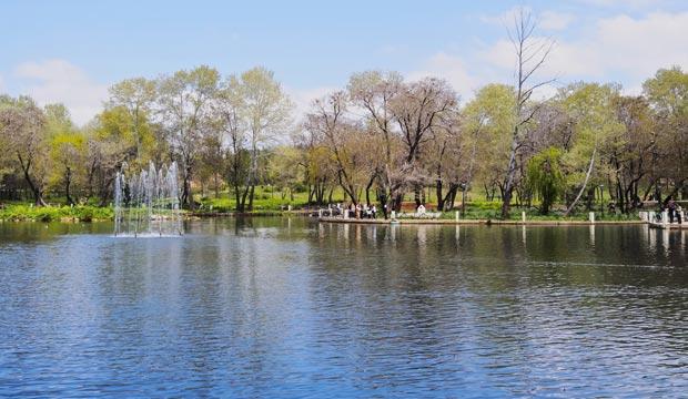 Ifrane (Marruecos) tiene los parques mejor ciudados del país