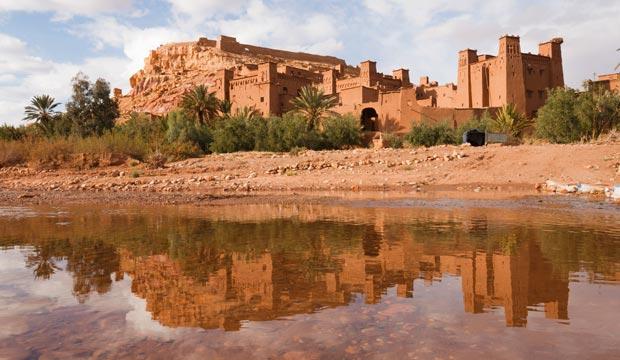 Ksar Ait Ben Haddou es una de las maravillas de Marruecos más destacables