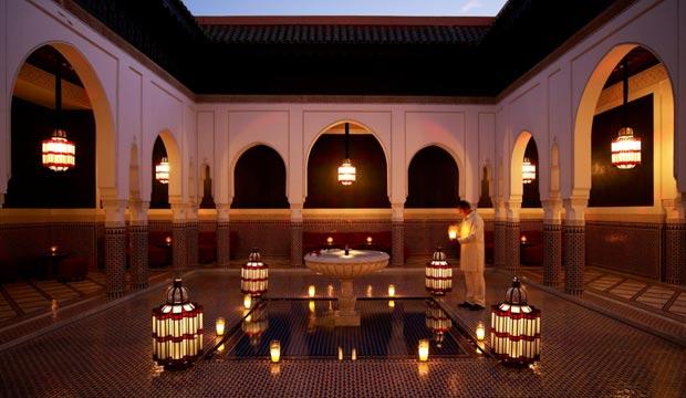 La Mamounia es un alojamiento en Marrakech muy especial