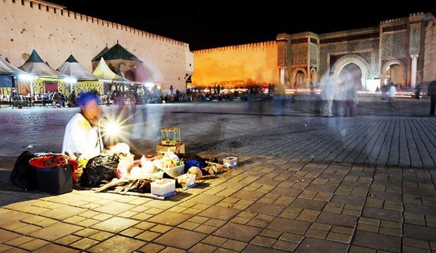 Meknes es una ciudad de marruecos patrimonio de la humanidad