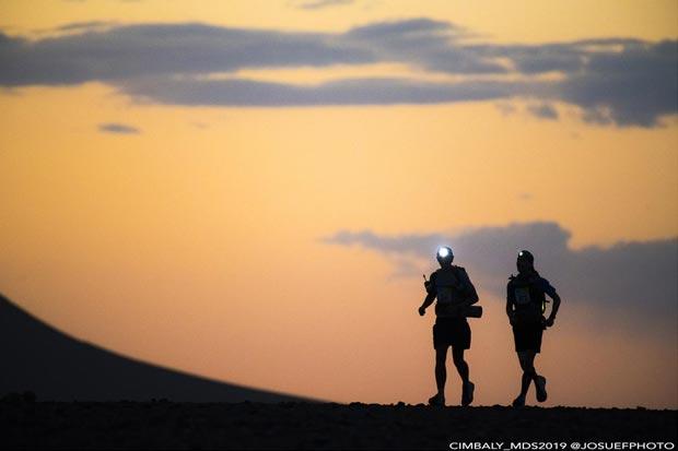 El Maratón de las Arenas es una carrera que exige muchos sacrificios
