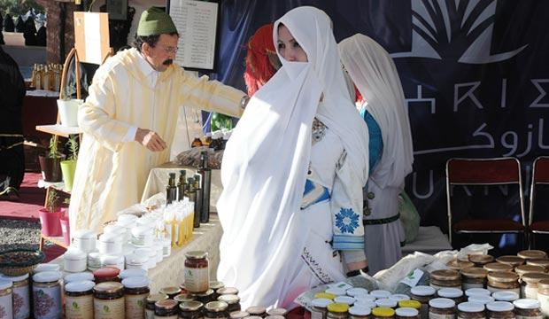 La Fiesta de la Almendra en Tafroute