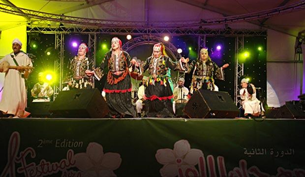 La Fiesta de la Almendra en el Valle del Ameln