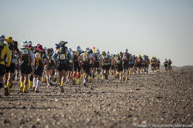 Más de 20.000 corredores han participado en el Maratón de las Arenas