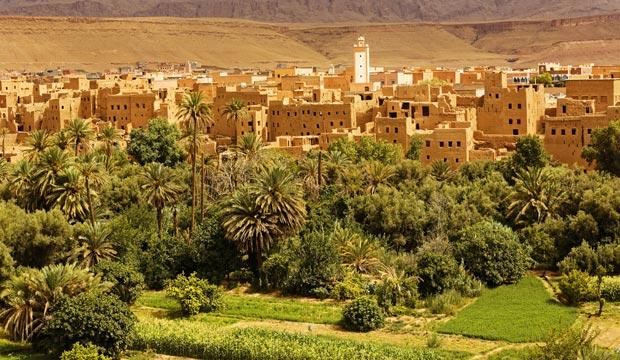 Las carreteras de Marruecos más bonitas